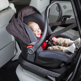 Vienna Airport Transfers- Baby Seats on request